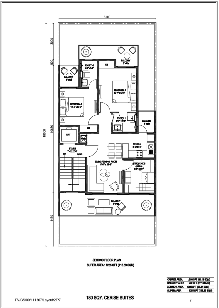 edited_S+4 180 sqy second floor plan