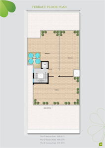 Clover Floors - Terrace Floor Plan